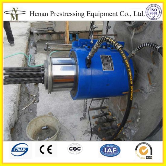 Cnm-Ydc Prestressed Cable Stressed Jack and Pump