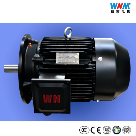 Yxl Series High Efficiency Ie2 Aluminum Frame Three Phase AC Electric Motors for Fan Pump Conveyors Food Equipment Concrete Grinding Equipment Frame 63 to 160
