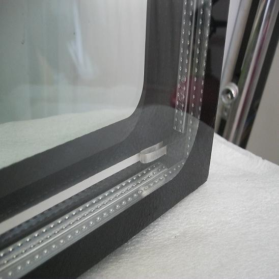 Low E Heated Glass for Low Temperature Freezer Door pictures & photos