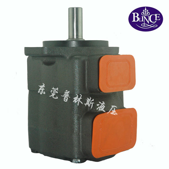Hot Sale Cast Iron Rotary Vane Pump pictures & photos