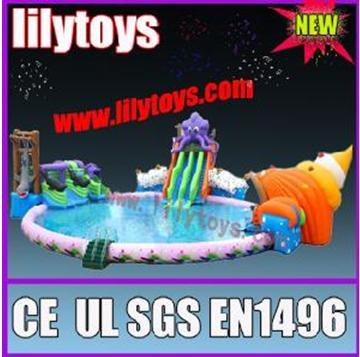 Inflatable Swimming Pools (LILYTOYS-SWP-04AN) pictures & photos