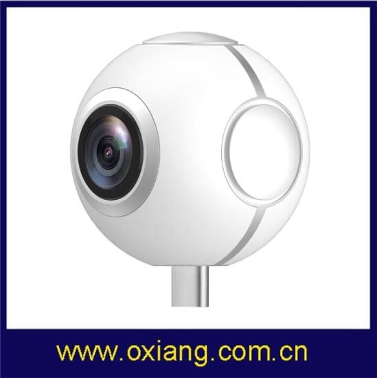 China New Style Pano Live View WiFi 360 Degree Vr Camera