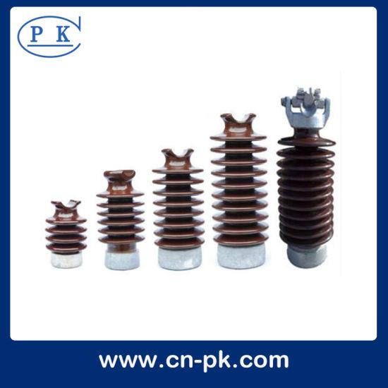 ANSI 57-2 Ceramic Line Post Insulators for High Voltage