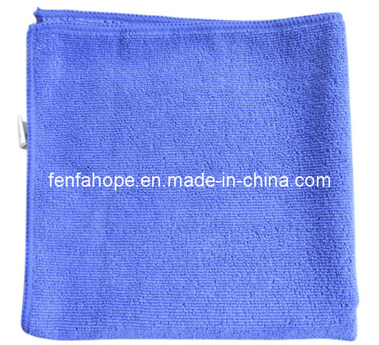 Microfiber Cleaning Cloth (11NFF841) pictures & photos