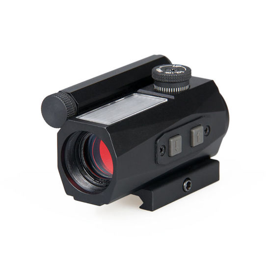 Solar Energy 1X20 Waterproof and Shockproof Red DOT Sight HK2-0104
