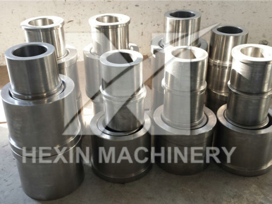 Cast Bushings and Sleeves for Zinc Pot in Cotalt Stellite6 Alloy Made by Investment Casting Hx61104