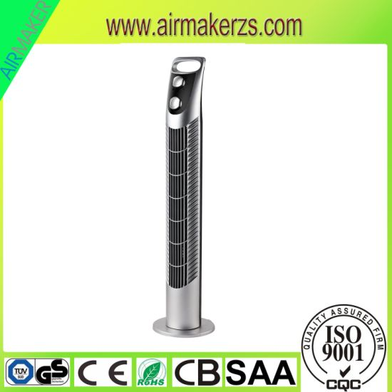 """31"""" 85 Degree Oscillation Tower Fan with GS/Ce/SAA"""