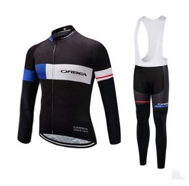 Custom High Quality Perfessional Long Sleeve Cool Mountain Bike Cycling Jersey for Men (CW-S-CJ38)