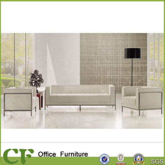 China Metal Structure Living Room Sofa Couch CD-83608 - China Living ...
