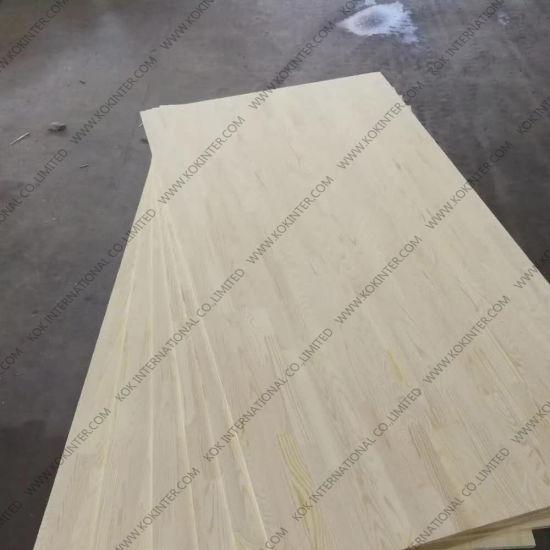 Spruce Wood Plank, Compress Wood Decoration Board Worktop Wood Butcher Block