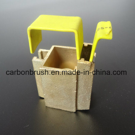 SGS Approved Carbon Brush Holder Manufacturer pictures & photos