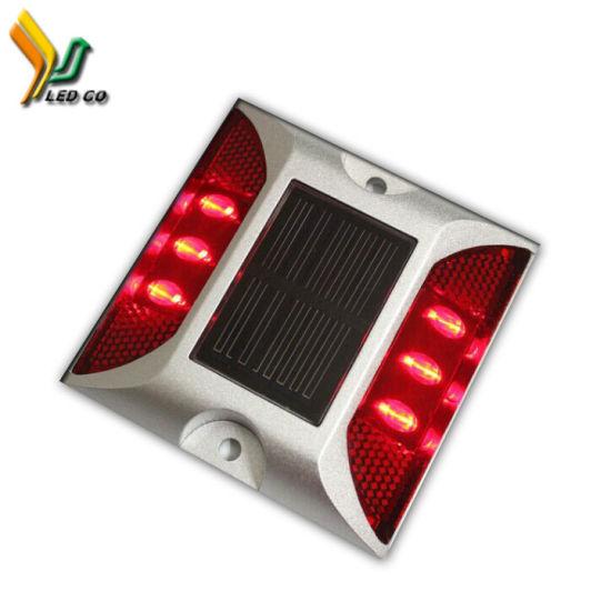 buy china direct solar outdoor light stud factory solar road marking