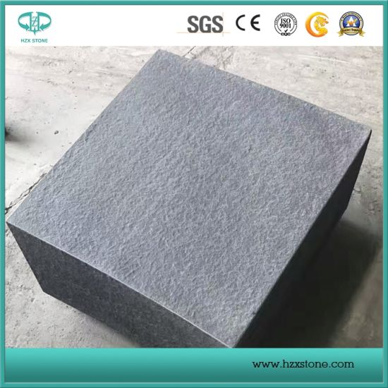 Nero Mongolia, Super Mongolia Black/Mongolian Black Basalt for Tiles/Slab/Countertop pictures & photos