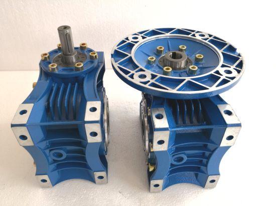 IEC Mounting Dimension Worm Gear Box