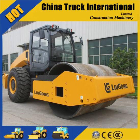 Liugong Road Machine Vibratory Compactor Clg6618e
