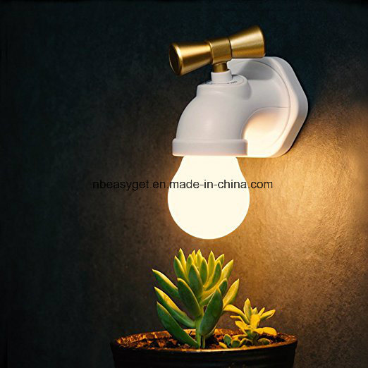 Faucet Modeling Intelligent Sensor Wall Lights Sound Control Lights Corridor Decorative Lighting Esg10448 pictures & photos