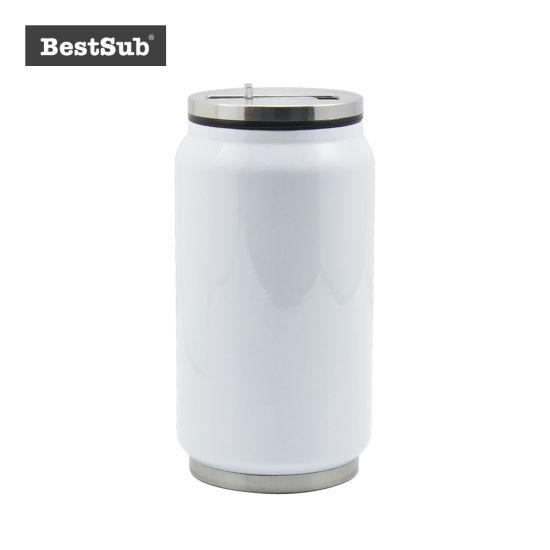 10oz Stainless Steel Coke Bottle (BCAN12W)