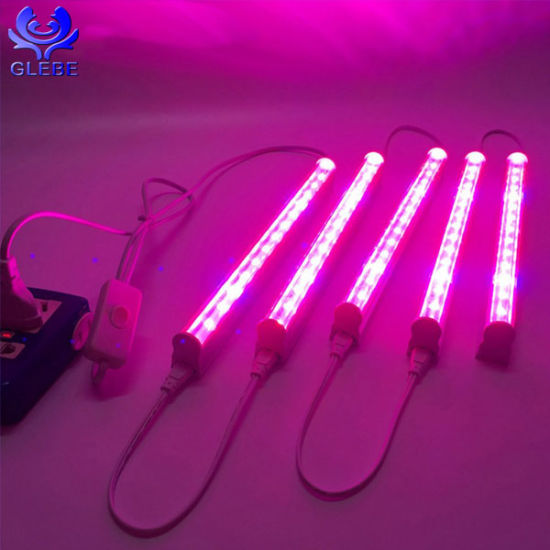 RGB Red Blue Full Spectrum T8 T5 Plant LED Grow Light Tube