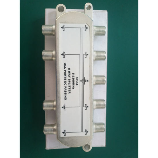 Satellite Dish Diseqc Switch 8X1 for Switching Signal