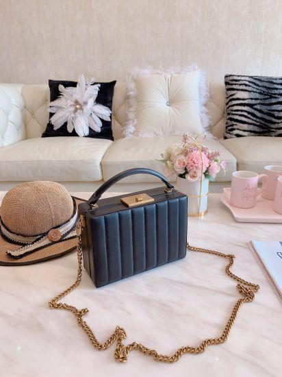 Simple Fashion Leather Lady Handbag Shoulder Bag