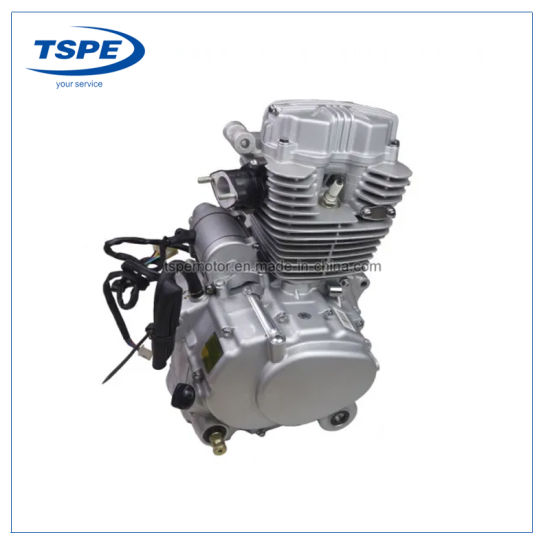 High Quality 150cc 4 Stroke Cg150 Complete Motorcycle Engine pictures & photos