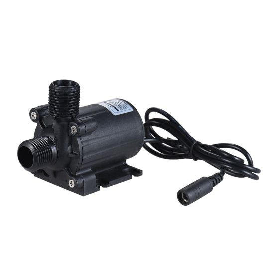 Bluefish High Quality Brushless DC Amphibious Pump for Green Wall/Indoor Plant pictures & photos