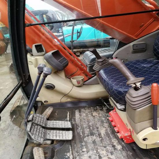 China Used Japan Construction Machinery Hydraulic Crawler Hitachi Zx