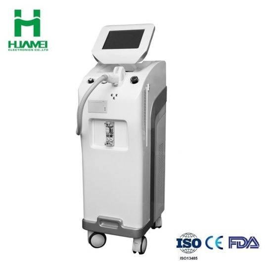 Mostly Professional Powerful 600W Diode Laser Hair Removal Beauty Equipment with Print Function pictures & photos