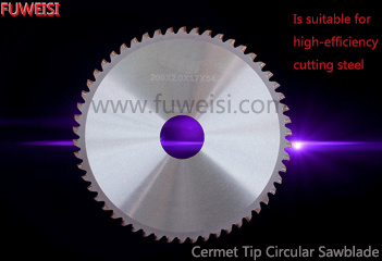 Reliable Quality Circular Steel Cutting Saw Blade 360X2.6X40X80t pictures & photos