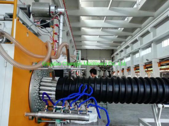 Large-Diameter PE Carat Tube Machinery for Drainpipe