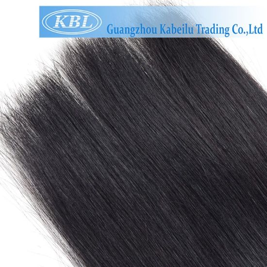 High Quality 100% Real Virgin Brazilian Hair (KBL) pictures & photos