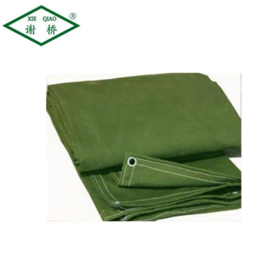 Polyester/Cotton Heavy Canvas Fabric for Tent, Truck Cover or Protection Cover
