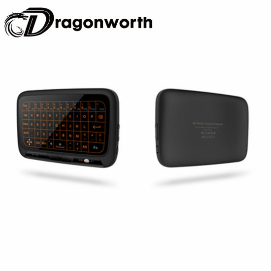 H18+ Air Mouse with 2.4G for HTPC Computer