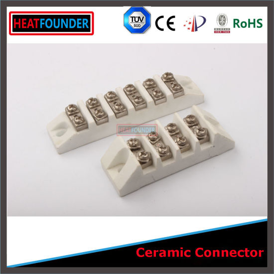 Customised Wire Terminal Block Connector with Good Brass pictures & photos