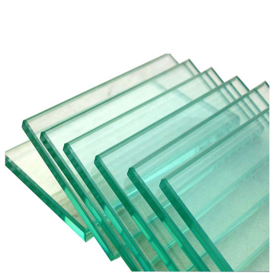 Factory Price High Quality Clear and Tinted Safety Laminated Glass