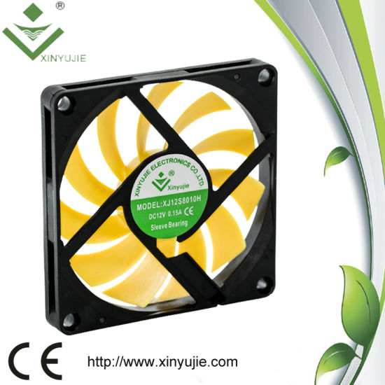 Electronics Dc Cooler Fan Car Condenser Axial Panasonic Brushless Cabinet Cooling