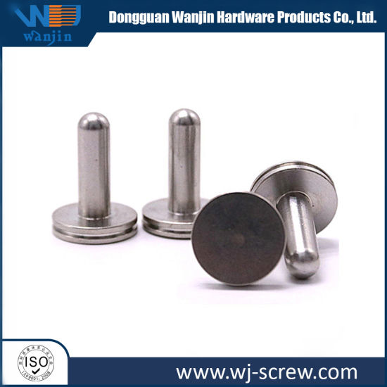 China High Strength Drive Rivets Fasterner Solid Stainless