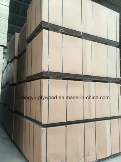 Waterproof Finger Joint Core Film Faced Plywood / Marine Plywood pictures & photos