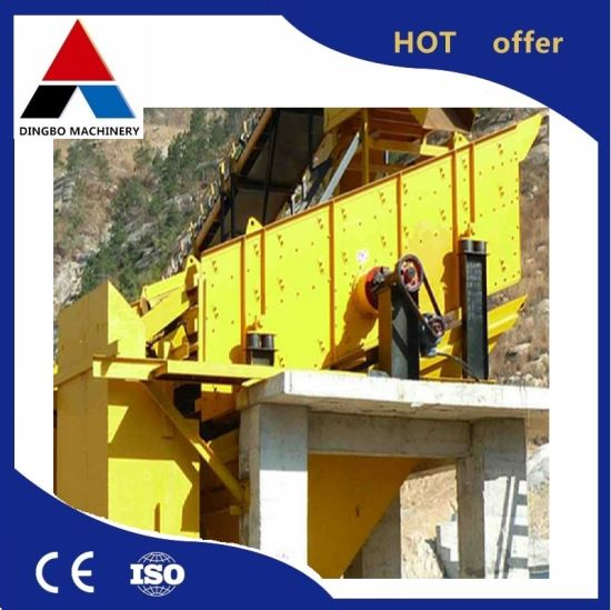 2015 New Vibration Screen for Sand Making Line Separating pictures & photos