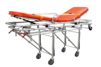 Automatic Loading Ambulance Medical Stretcher Trolley Hospital Furniture (SLV-3A3)