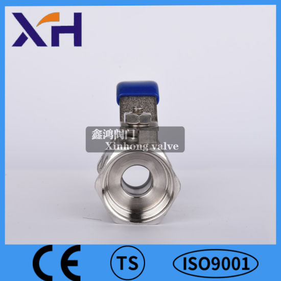 Specification : DN50 CHENTAOMAYAN 1//4-1 BSP Female Reducer Ports 304 Stainless Steel one-Piece Ball Valve
