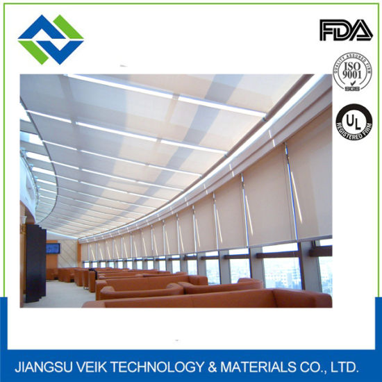 High Tensile PTFE Coated Fabric for Awning, Shade, Window Curtain