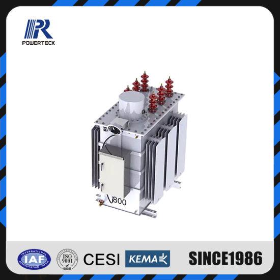 7.6kv 13.8kv 19.9kv Single Phase Auto Voltage Regualtor 32steps