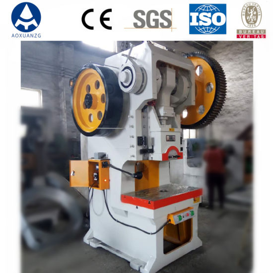 Mechanical Punching Machine Auto Parts Stamping Power Press Machine