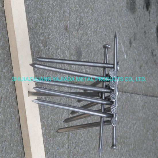 """4"""" Wooden Pallet Application Common Wire Nails"""