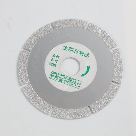 Customized Stone Tool Cutting Tool Diamond Saw Blade Wheel