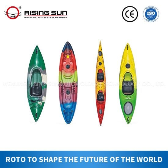 OEM Rotational Molding Rotomolded Fishing Kayak Seat Kayaks Wholesales