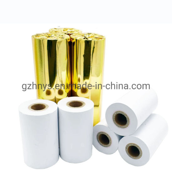 """High Quality 3"""" Width Coupon Bond Paper From China"""
