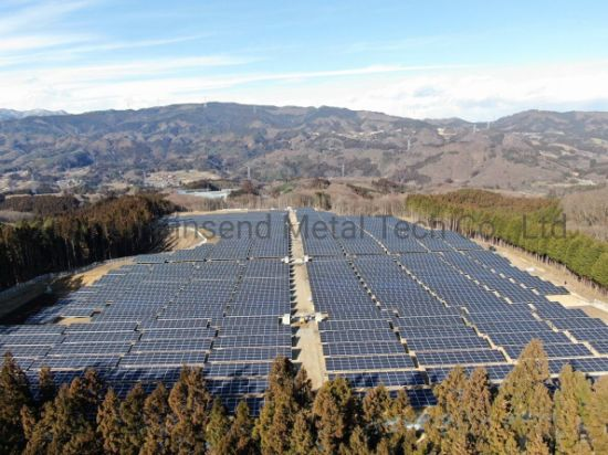 Solar Power System Solar Energy System of Solar Mounting Brackets Structure for Solar Panel Products