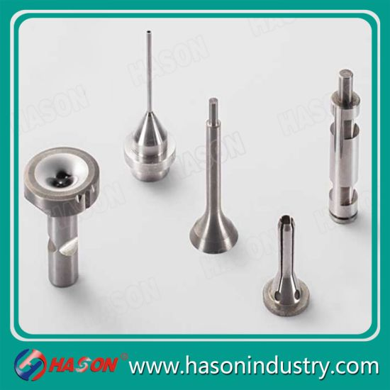 Tungsten Steel Nozzles and Firing Pins for Ejector Valves of Dispensing Machines